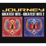 Journey - Greatest Hits 1 and 2 - CD
