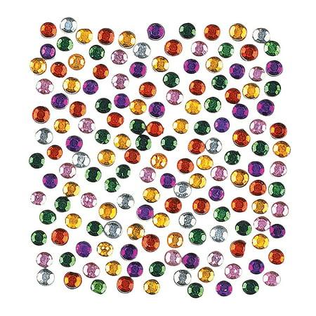 Fun Express - Mini Jewel Assortment (1000pc) - Craft Supplies - Bulk Craft Accessories - Jewels - 1000 Pieces](Bulk Gemstones)