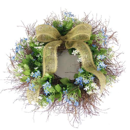 The Holiday Aisle Gypso Sweet Huck Wreath