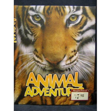 Animal Adventures [Hardcover-spiral] [Jan 01, 2009] Sally Morgan.2009 (01 Animal)
