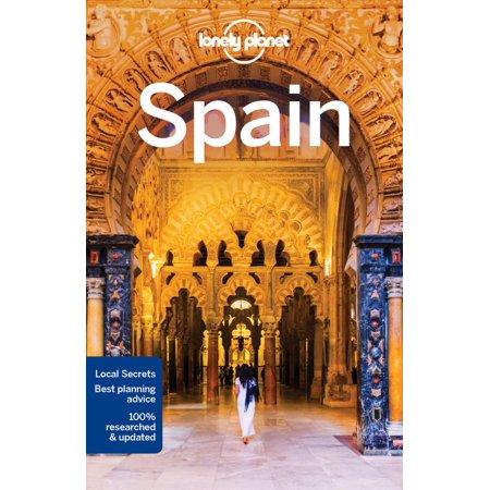 Lonely Planet Spain: Lonely Planet Spain - (Spanish Iberico Ham)