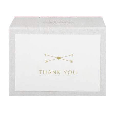 Gartner Studios Wedding Collection Thank You Cards, 50 Piece - Box For Wedding Cards