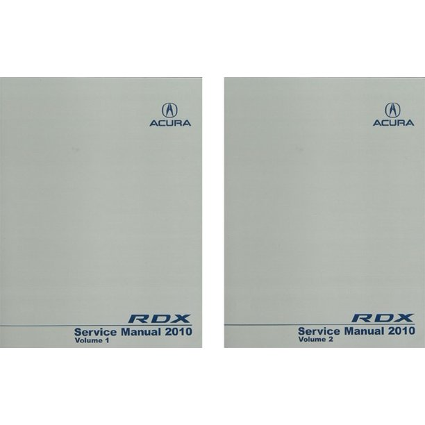 Bishko OEM Repair Maintenance Shop Manual Bound For Acura
