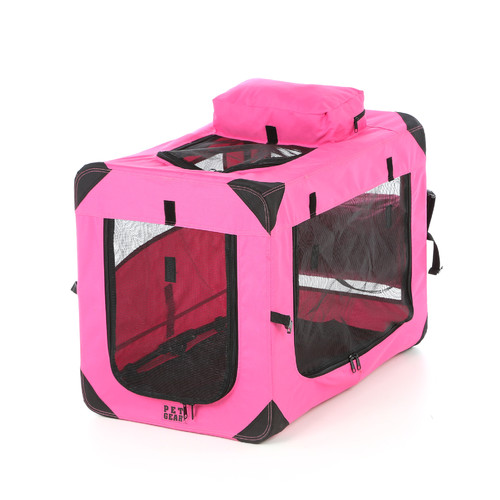 Pet Gear Home' n Go Generation II Deluxe Portable Soft Small Pet Crate