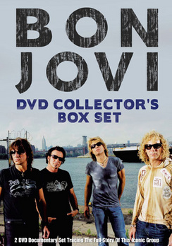 Bon Jovi: DVD Collector's Box Set (DVD) by Music Video Dist