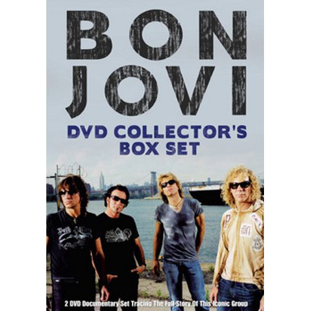 Bon Jovi: DVD Collector's Box Set (DVD) (25 Years Of Musical Deviance Box Set)