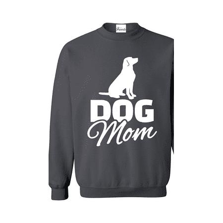 93618087e10c Dog Mom Crewnecks Animal Lover Sweatshirts - Walmart.com