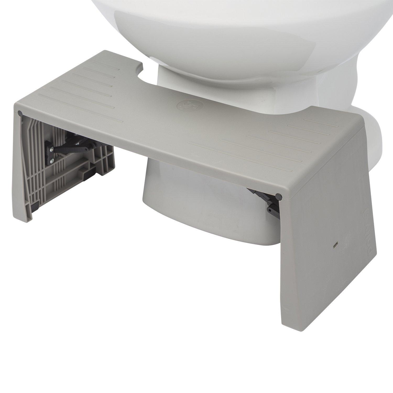 Porta-Squatty Foldable Toilet Stool, 1.8 Pound, ship from USA,Brand Squatty Potty