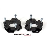 ReadyLift Suspension 10-14 Ford Raptor SVT 2.0in Front Strut Spacer Leveling Kit