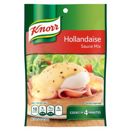 (4 Pack) Knorr Sauce Mix Hollandaise 0.9 oz