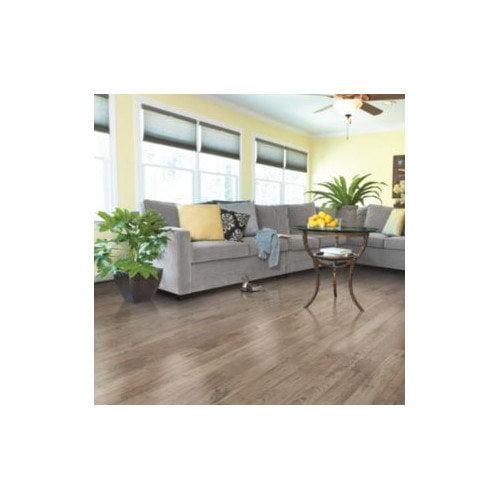 Mohawk Flooring Barrington 5'' x 47'' x 8mm Chestnut Laminate in Nutmeg Chestnut