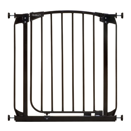 Bindaboo Black Swing Closed Pet Gate