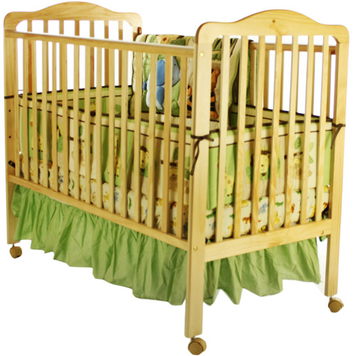 Dream on Me - Cumberland 2-in-1 Convertible Crib, Natural