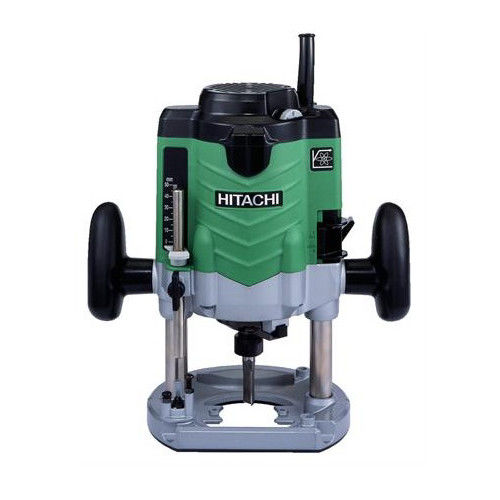Hitachi M12VE 3-1 4 HP Variable Speed Plunge Router with 1 2 in. Collet by Hitachi