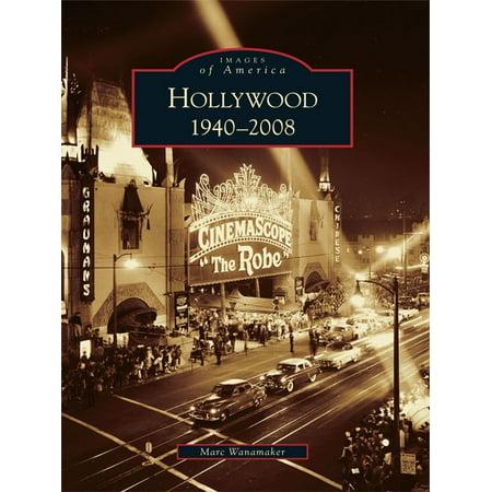 Hollywood 1940-2008 - eBook
