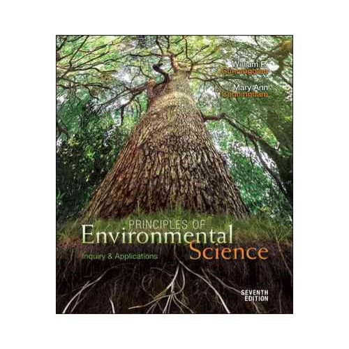 Principles of Environmental Science: Inquiry & Application