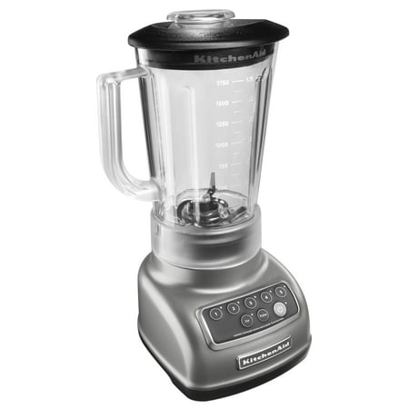 KitchenAid 5 Speed Silver Classic Blender