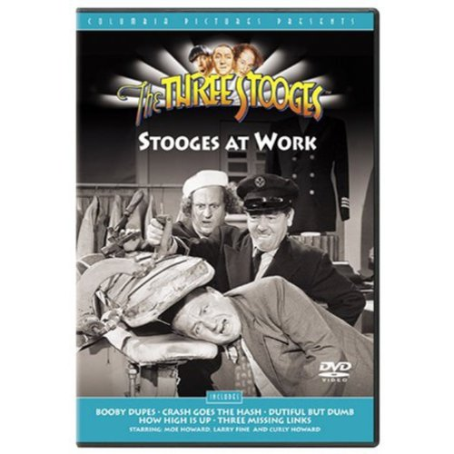 The Three Stooges: Stooges At Work (Full Frame)
