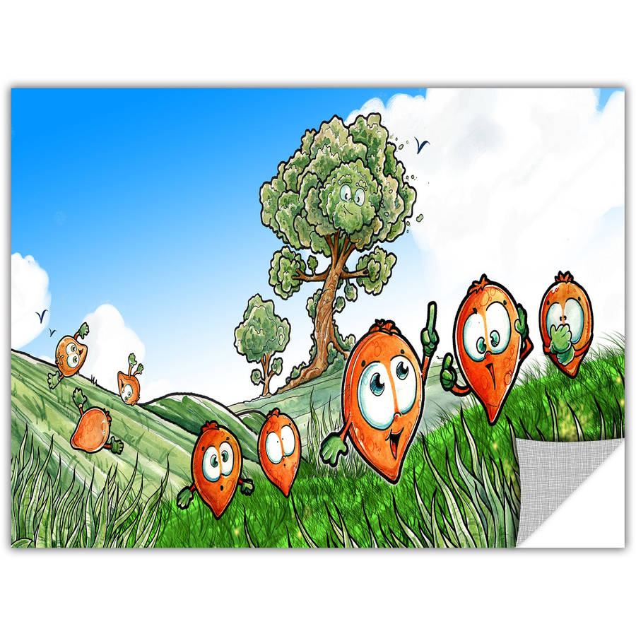 """Luis Peres """"Seeds 1"""" Removable Wall Art Graphic"""
