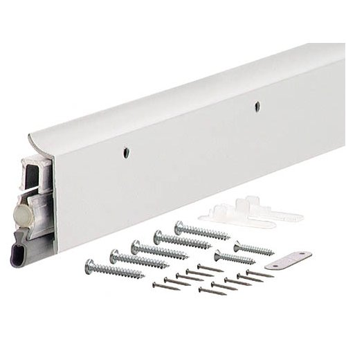 "M-D Products 07039 36"" Aluminum Automatic Seal Door Sweep"