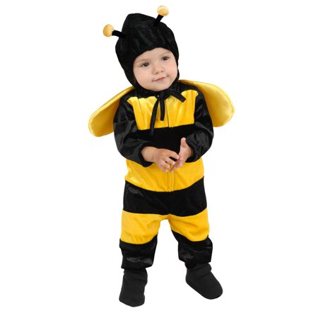 Halloween Little Bee - Newborn Toddler - Little Kim Halloween 2017