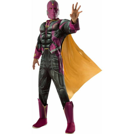 Avengers 2 Deluxe Vision Adult Halloween Costume for $<!---->
