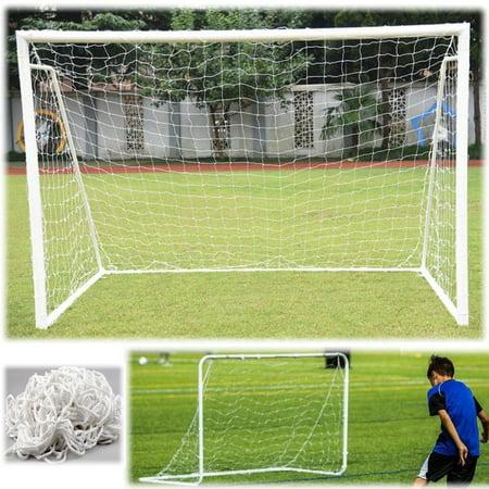 Yosoo Filet de but de football de remplacement de sports de football du football de taille normale net pour l'entraînement de match de sports, équipement de football, filet de but - image 8 de 8
