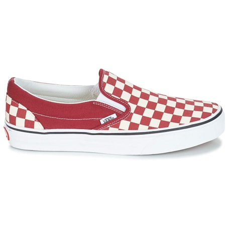 Vans Classic Checkerboard (Vans Unisex Classic Slip-On Checkerboard Skate Sneakers )