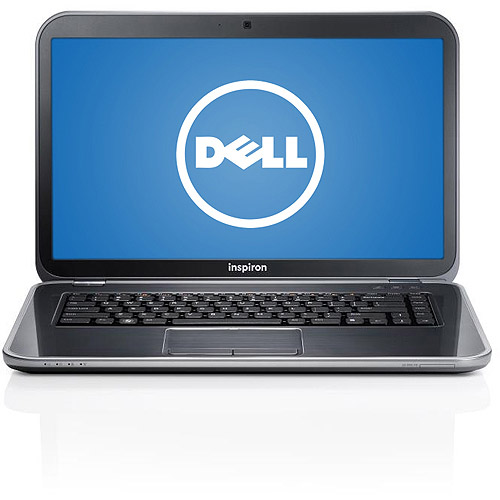"Dell Moon Silver 15.6"" Inspiron 15R Laptop PC with Intel ..."