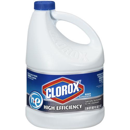 Clorox High Efficiency Bleach, 82 oz