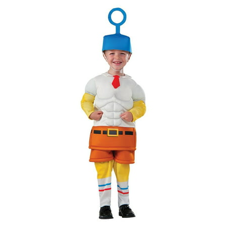 Toddler SpongeBob Movie Invincibubble Bob Costume by Rubies 510054 - Spongebob Costume Kids