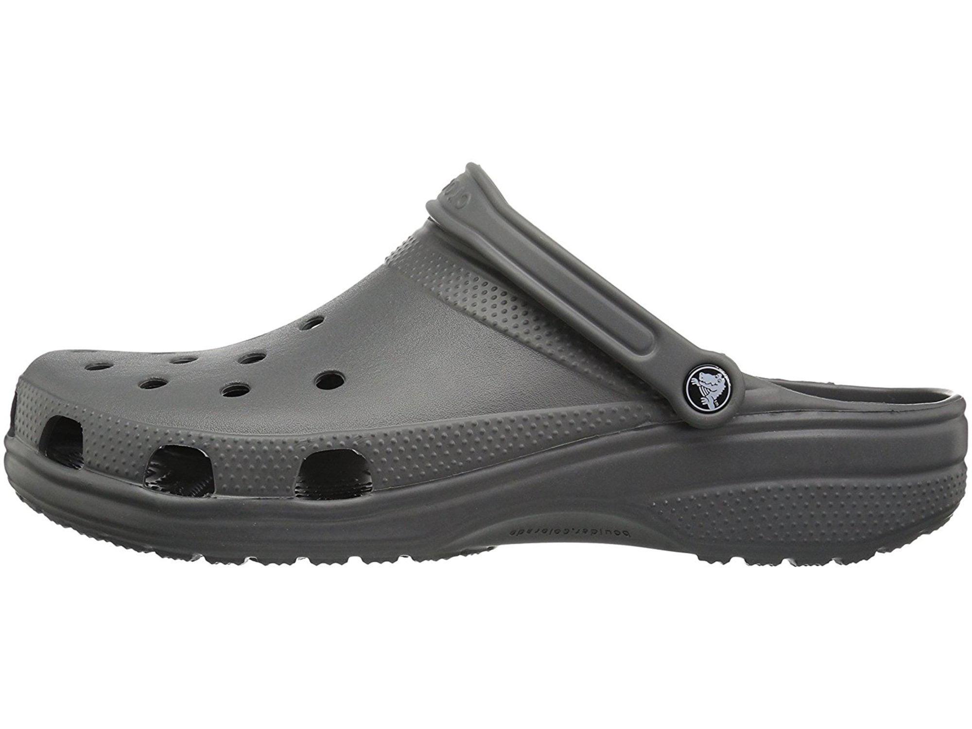 3df7ed9d365b5a Crocs Mens Alligator Slip On Casual Clogs