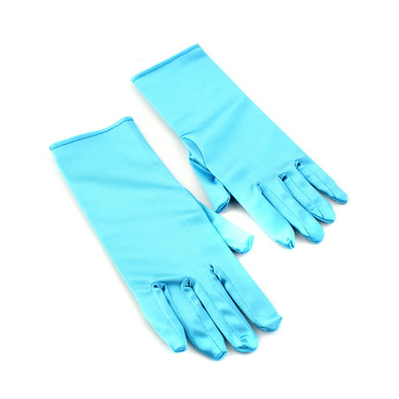 Cosplay Costumes Men (1 Pair Kids Girls Princess Queen Gloves Cosplay Halloween Party)