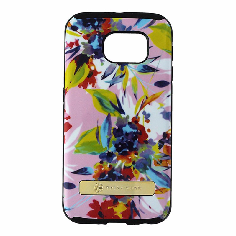 Trina Turk Dual Layer Case for Samsung Galaxy S6 - Tropical Bouquet