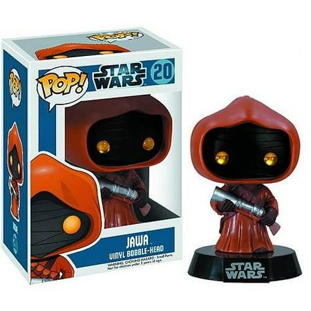 Funko POP! Star Wars Jawa Vinyl Bobble Head [Original Edition] (Star Wars Jawa)