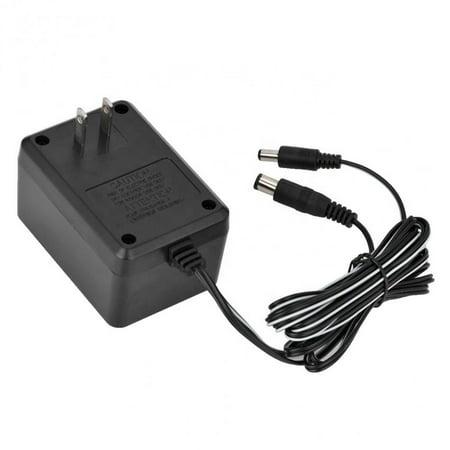 Wiresmith 3-in-1 Ac Power Adapter for Nintendo Nes Snes Sega Genesis ()
