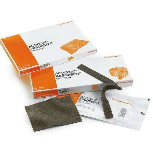 SMITH & NEPHEW Acticoat 7 Day Actimicrobial Dressing 4 x ...