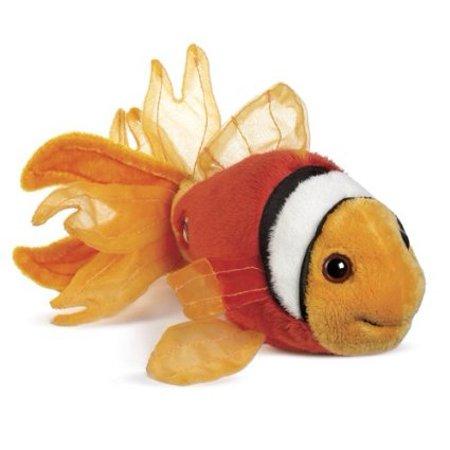 Lil Webkinz Tomato Clown Fish