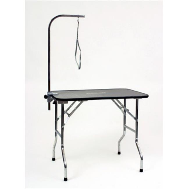Precision Pet Professional Table With Side Clamp Grooming Arm & Loop