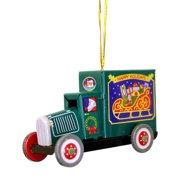 Alexander Taron Collectible Truck Tin Ornament