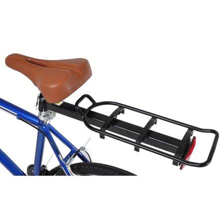 Bike Seat Post Mounted Rear Rack Commuter Carrier, fits 26