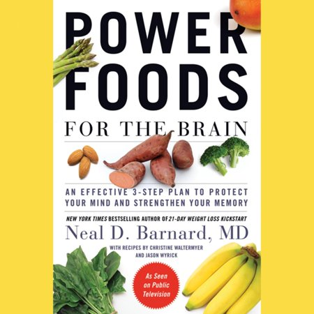 Power Foods for the Brain - Audiobook