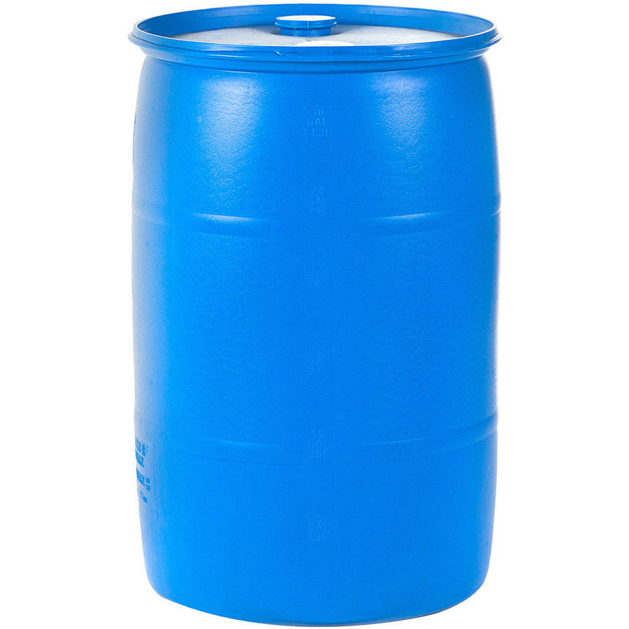 Emergency Essentials 30 Gallon Water Barrel by Emergency Essentials