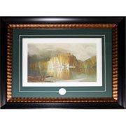 Midway Memorabilia Mist, Rain, And Sun - 1958 Canada Art Frame