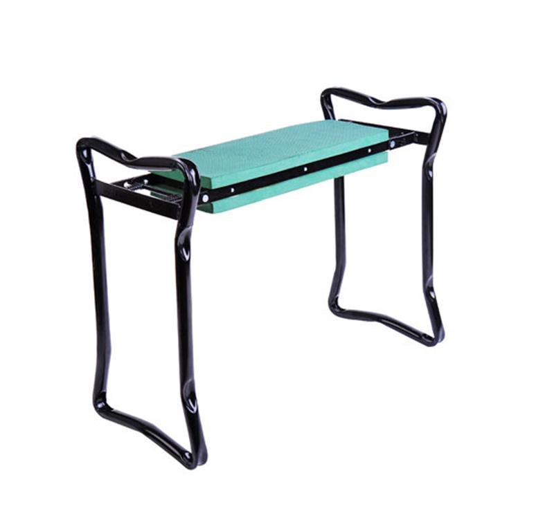 Outsunny Folding Garden Kneeler Bench Chair Walmartcom