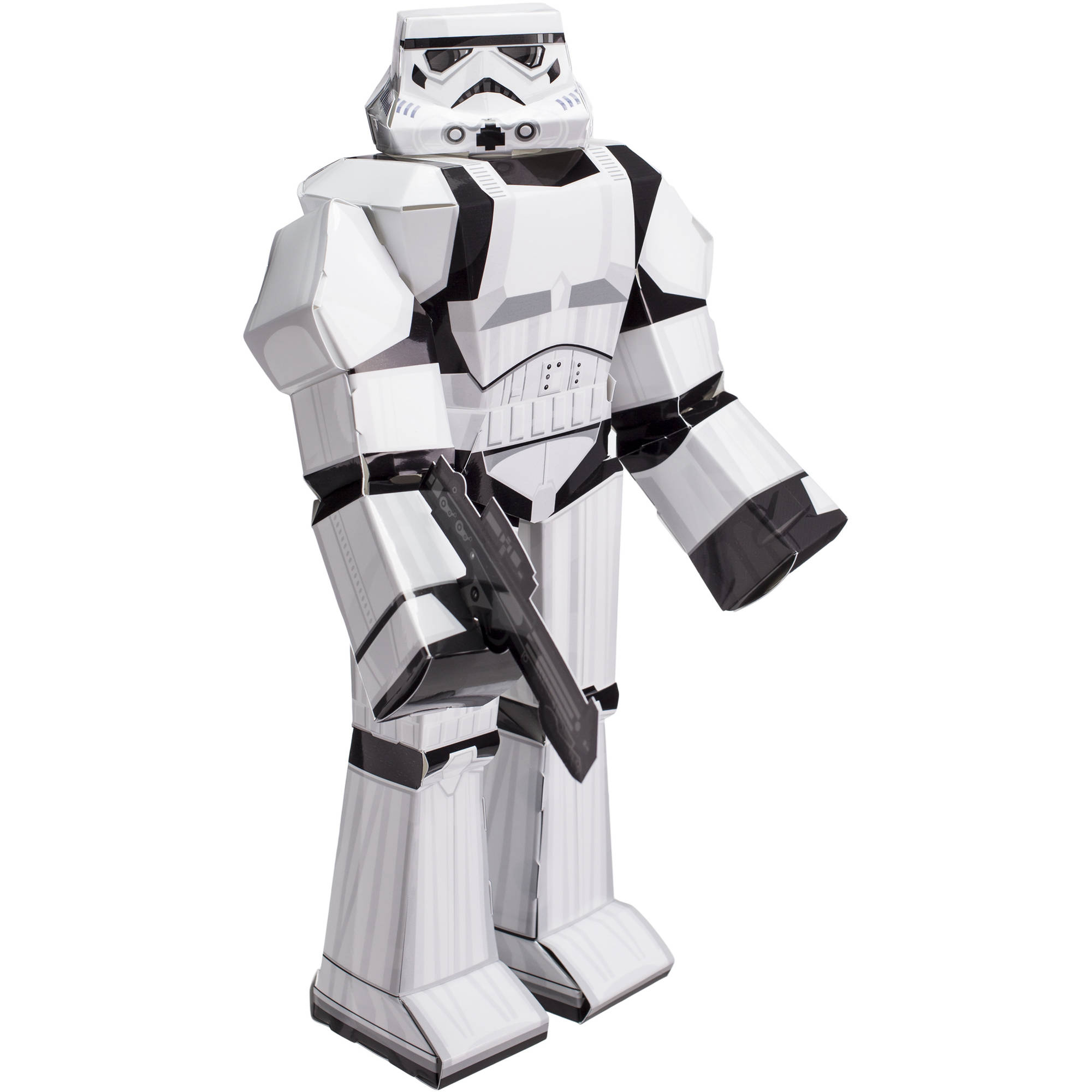 Star wars blueprint papercraft 12 inch stormtrooper figure walmart malvernweather Gallery