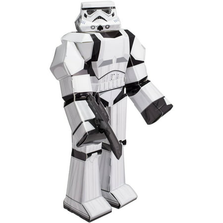 Star wars blueprint papercraft 12 inch stormtrooper figure star wars blueprint papercraft 12 inch stormtrooper figure malvernweather Images