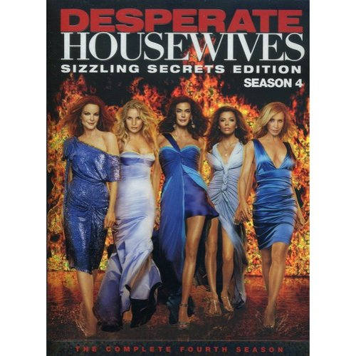 Desperate Housewives: The Complete Fourth Season (Sizzling Secrets Edition) (Widescreen)