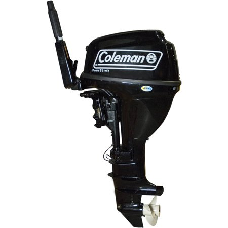 Watersnake Coleman 15 Hp Outboard Motor