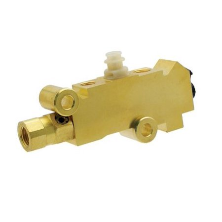 Proheader PB216 - Proportioning Valve, Brass Finish for Disc/Drum - Brake Proportion Valve